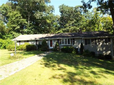 Orange Single Family Home For Sale: 425 Hilltop Road