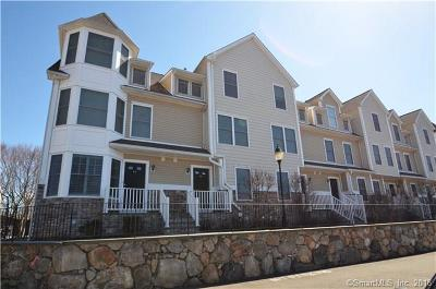 Stamford Condo/Townhouse For Sale: 85 Camp Avenue #18H