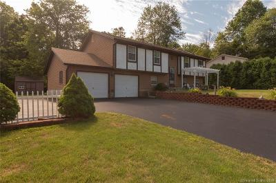 Southington Single Family Home For Sale: 91 Evan Road