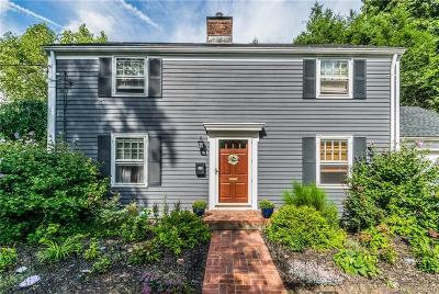 Meriden Single Family Home For Sale: 84 Hillcrest Terrace