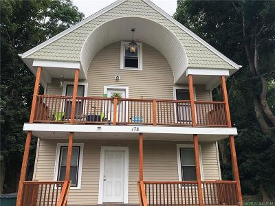 Fairfield County Multi Family Home For Sale: 178 White Street