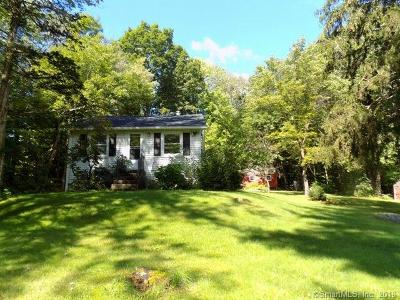 New Hartford Single Family Home For Sale: 1300 Litchfield Turnpike
