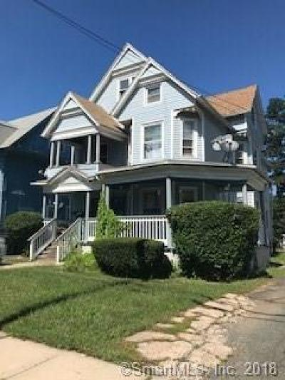 Hartford Multi Family Home For Sale: 116-118 Sargeant Street