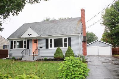 Newington Single Family Home For Sale: 107 Cambria Avenue
