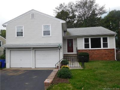 Norwalk CT Single Family Home For Sale: $598,000