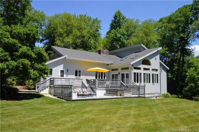 Simsbury Single Family Home For Sale: 42 Pinnacle Mountain Road