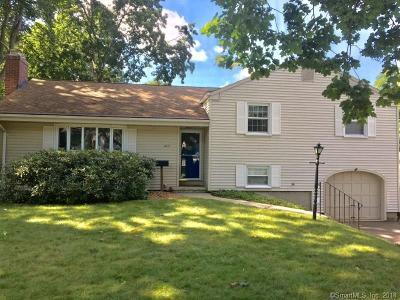 Newington Single Family Home For Sale: 217 Goodale Drive