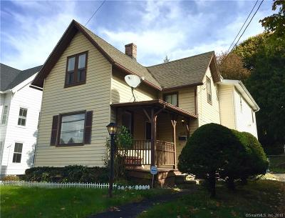 New Haven Single Family Home For Sale: 1103 Townsend Avenue
