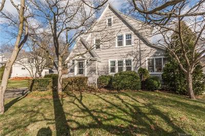 Fairfield Single Family Home For Sale: 136 Fairview Avenue