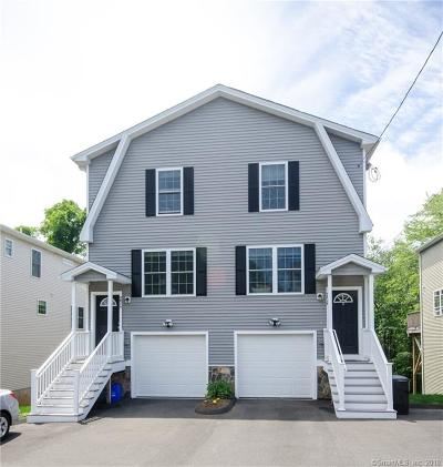 Branford Single Family Home For Sale: 27 Brainerd Road #B