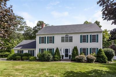 New Haven County Single Family Home For Sale: 126 Willow Road