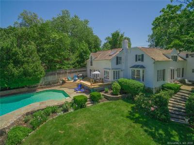 Old Lyme Single Family Home For Sale: 21 Ferry Road