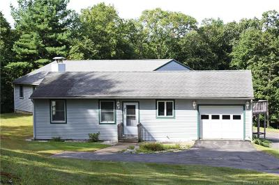 Single Family Home For Sale: 327 Sugar Hill Road