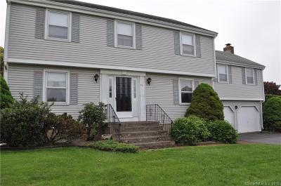 Wethersfield Single Family Home For Sale: 90 Orchard Hill Drive