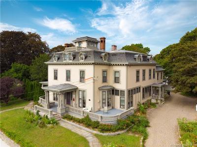 New London Single Family Home For Sale: 17 Granite Street