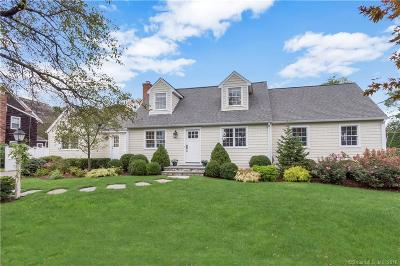 Fairfield County Single Family Home For Sale: 31 Meridian Road