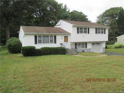 Southington Single Family Home For Sale: 378 Jude Lane