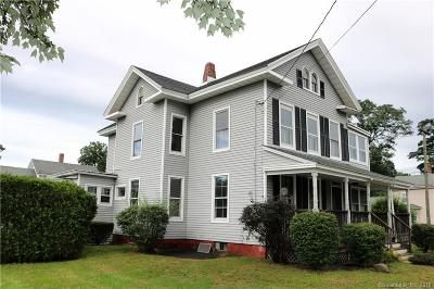 Plainville Multi Family Home For Sale: 43 Broad Street