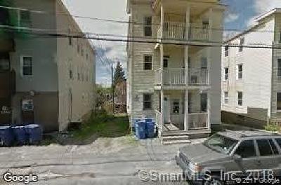 Waterbury Multi Family Home For Sale: 76 Oak Street