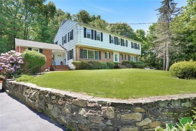 Stamford Single Family Home For Sale: 36 Brodwood Drive