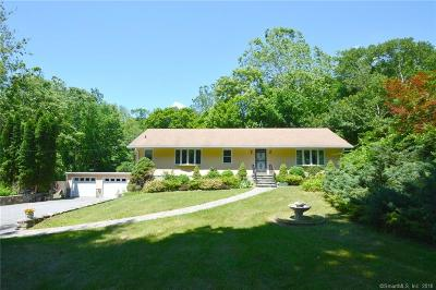 New Milford Single Family Home For Sale: 83 Merryall Road