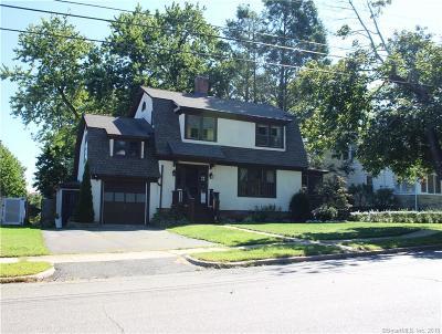 Meriden Single Family Home For Sale: 84 Carpenter Avenue