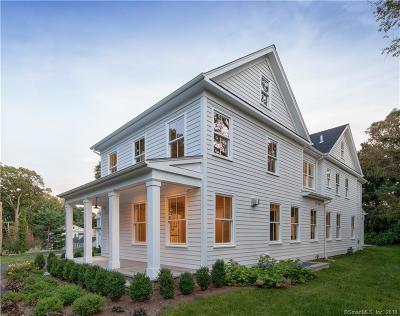 Fairfield County Single Family Home For Sale: 100 Hendrie Avenue