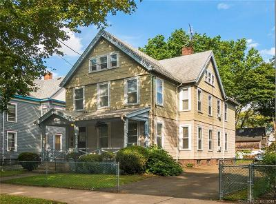 New Haven Multi Family Home For Sale: 253 Howard Avenue