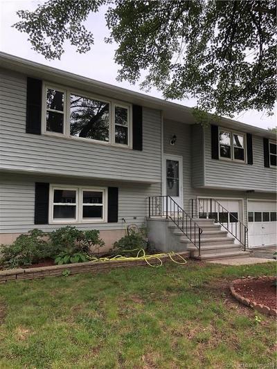Meriden Single Family Home For Sale: 49 Hillwood Lane
