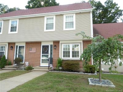 Southington Condo/Townhouse For Sale: 175 Berlin Avenue #35