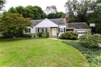 Stamford Single Family Home For Sale: 31 High Clear Drive