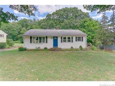 Meriden Single Family Home For Sale: 150 Jepson Lane