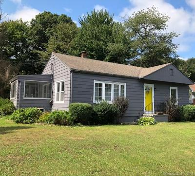 Wolcott Single Family Home For Sale: 1517 Woodtick Road