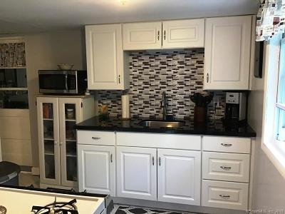 Litchfield Single Family Home For Sale: 632 Mason Hill Road