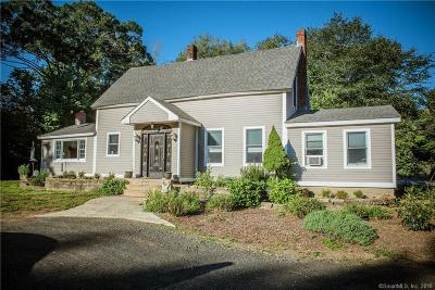 New Haven County Single Family Home For Sale: 885 Durham Road