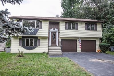 Plainville Single Family Home For Sale: 18 A Johnson Avenue