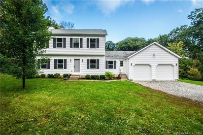 Torrington Single Family Home For Sale: 145 Spencer Road