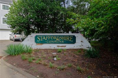 New Haven County Condo/Townhouse For Sale: 144 Staffordshire Commons Drive #144