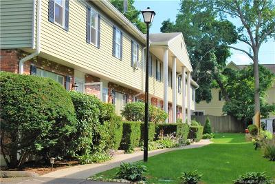 Stamford Condo/Townhouse For Sale: 63 Maple Tree Avenue #E