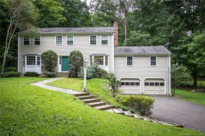 Wilton Single Family Home For Sale: 157 Old Kings Highway
