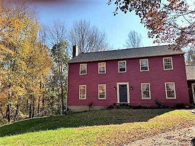 Ledyard Single Family Home For Sale: 26 Coachman Pike