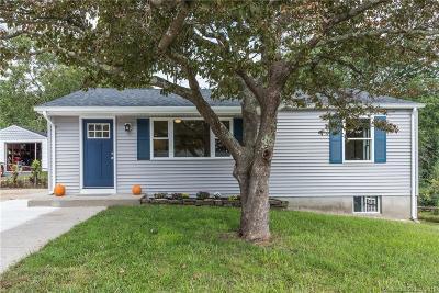 Groton Single Family Home For Sale: 210 Baker Avenue Extension