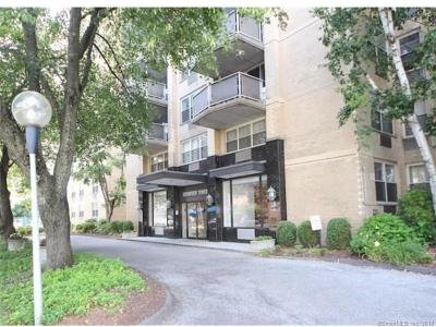 Stamford Condo/Townhouse For Sale: 50 Glenbrook Road #16D