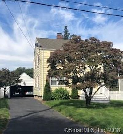 Fairfield County Single Family Home For Sale: 174 Rockland Avenue