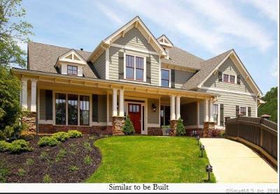 East Hampton Single Family Home For Sale: 00 Edgewater Hill- Ridgeview Street