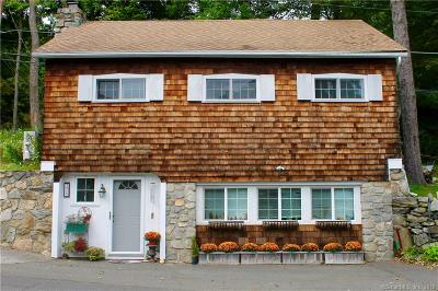Ridgefield Single Family Home For Sale: 215 Florida Hill Road