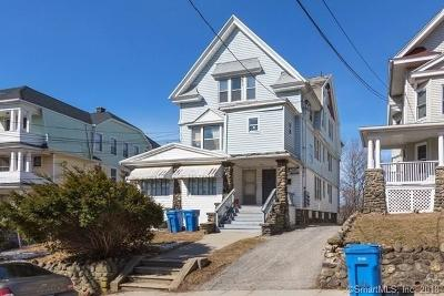 Waterbury Multi Family Home For Sale: 37 Elmwood Avenue