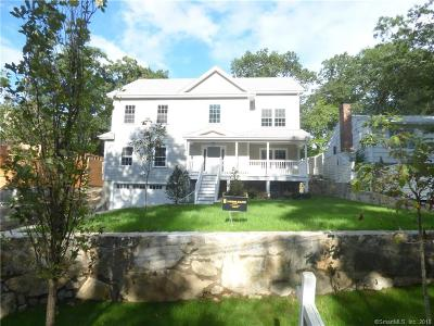 Stamford Single Family Home For Sale: 91 Lawton Avenue