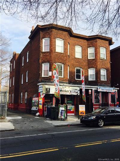 Hartford Multi Family Home For Sale: 874-876 Broad Street