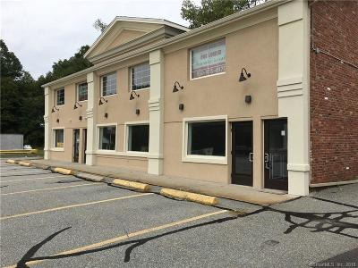 Ledyard Commercial Lease For Lease: 1600 Route 12